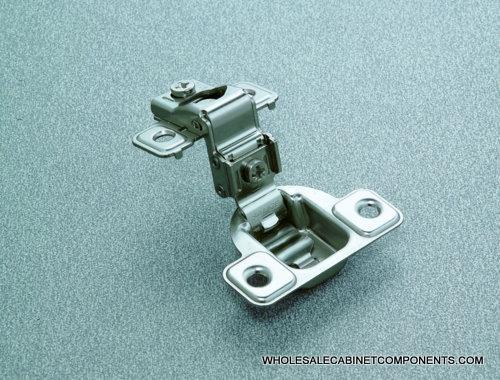 Salice Csr3a99nr Hinge 1 1 4inchoverlay Face Frame Dowel Cam