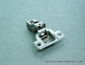 "SALICE CSP3Y99 HINGE 1/4"" Overlay FACEFRAME With Wood Screw"