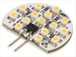 TRESCO  LB-LED-WDSK LED Replacement Disk 1 Watt Warm White (2700K)